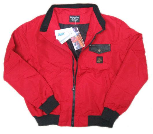 Giubbotto refrigiwear rosso