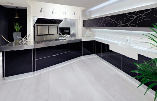 Best Cucine Moderne Bianche E Nere Photos - Skilifts.us - skilifts.us