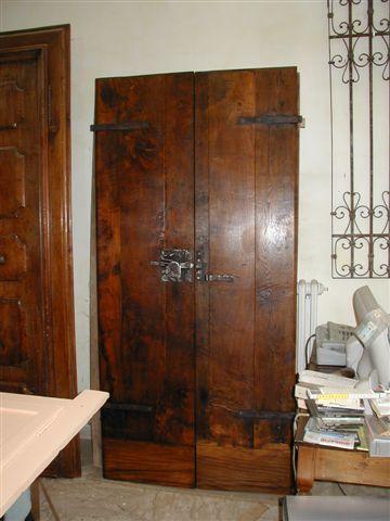 Restauro e vendita di porte id 154528 for Porte antiche rustiche
