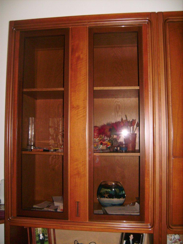 armadio da soggiorno in noce nazionale id 155673 - dbannunci.it - Soggiorno Noce Nazionale 2
