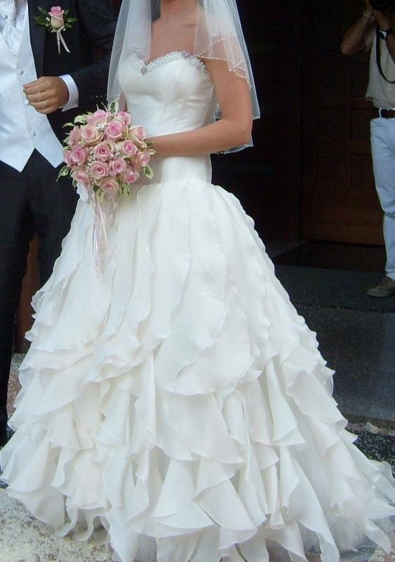 Vendere abito da sposa nuovo