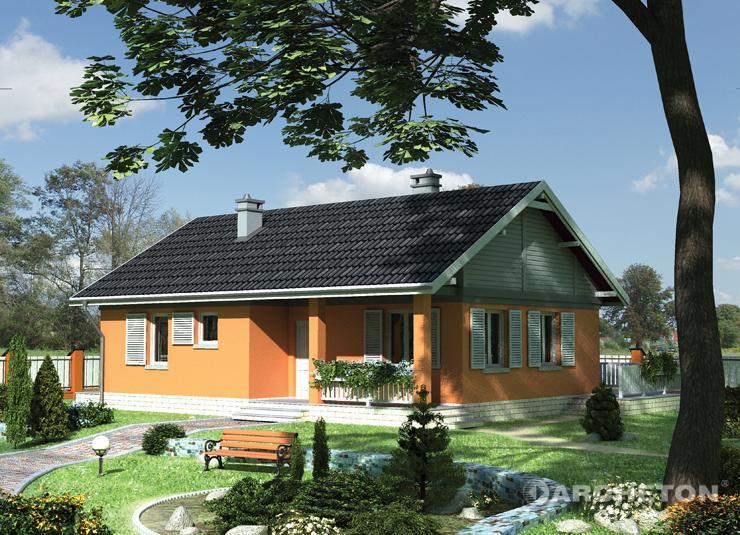 Case ville in legno dalla romania a id 158400 for Costi dell appaltatore per la costruzione di una casa