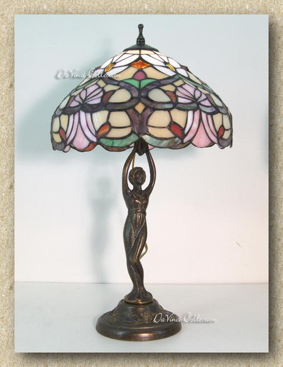 Lampade tiffany stile liberty sconti ID 158691 - dbAnnunci.it