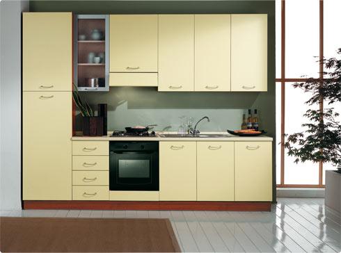 Cucine napoli moderne id 173432 - Cucine complete di elettrodomestici ...