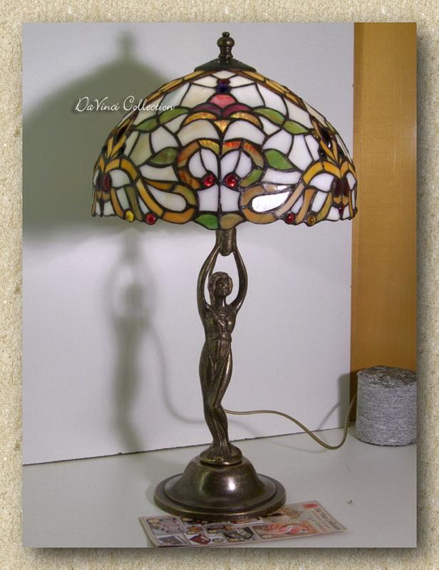 Lampade tiffany lampadario liberty ID 176734 - dbAnnunci.it