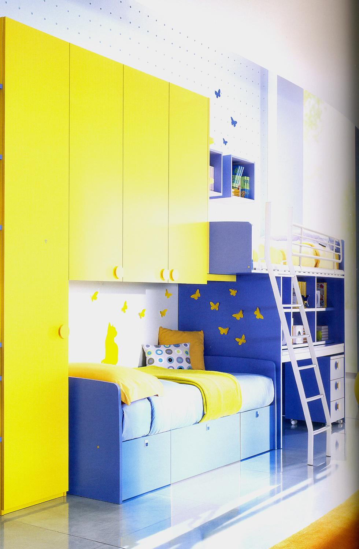 Idee per camerette bimbi idee per decorare le camerette - Idee per camerette bimbi ...