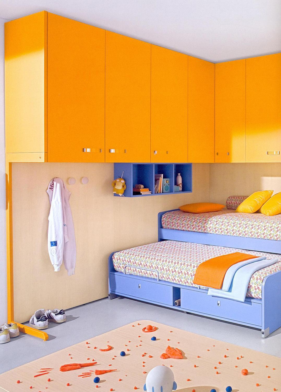 Cameretta arancione e lavanda cod. oro ID 176949 - dbAnnunci.it