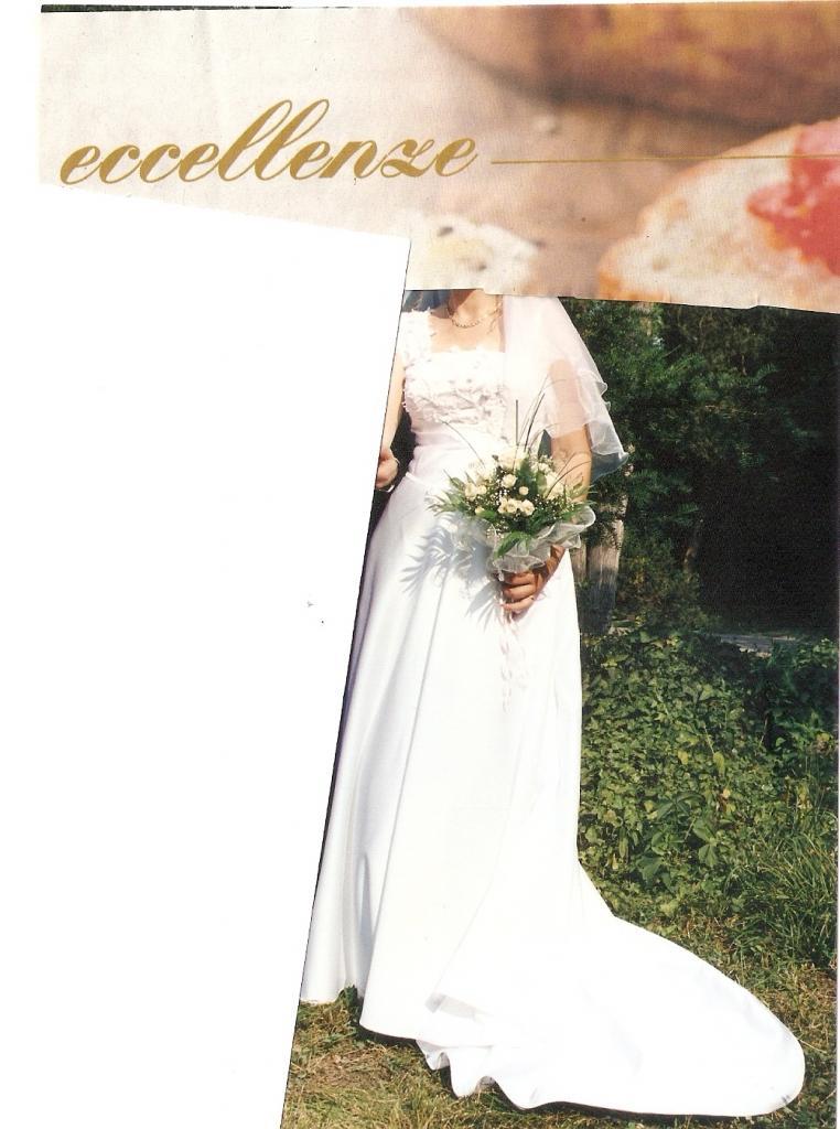4a336159f99d Vendo abito sposa - taglia 46 ID 179689 - dbAnnunci.it