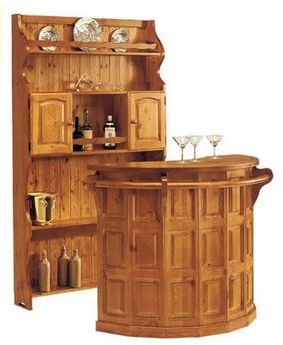 Mobile bar con portabicchieri e 4 id 179963 - Mobile bar casa ...