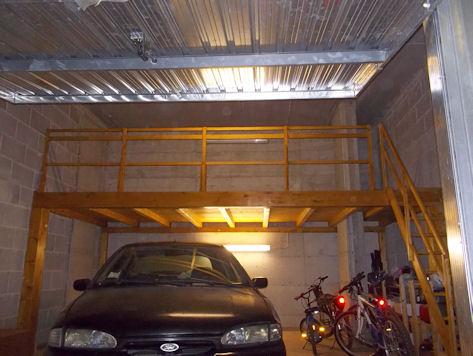 Sistemazione garage id 183683 for Costruire un appartamento garage