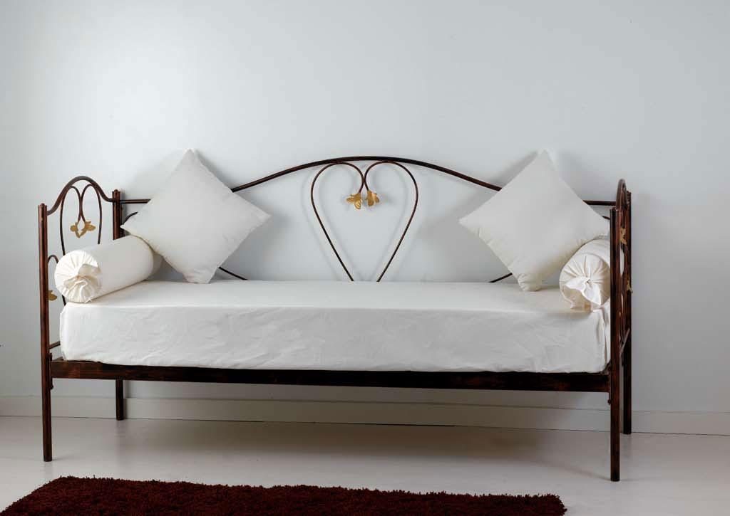 Divano letto in ferro divano in ferro id 185303 - Divano letto in ferro battuto ikea ...