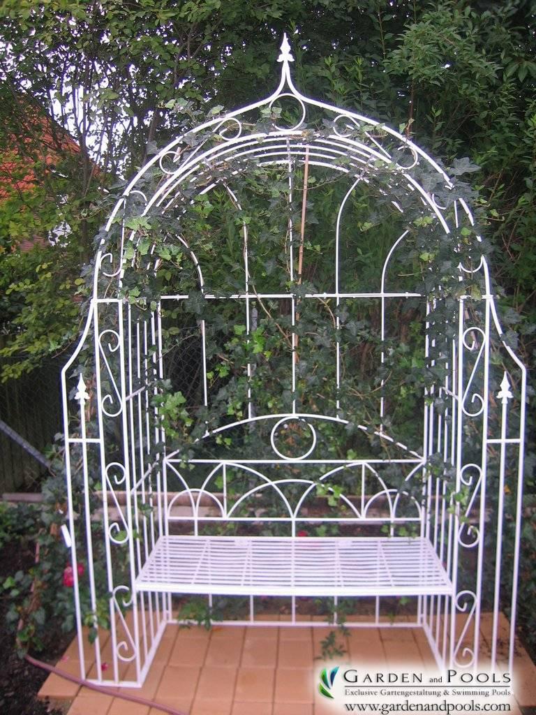 arco con la panchina id 190373. Black Bedroom Furniture Sets. Home Design Ideas