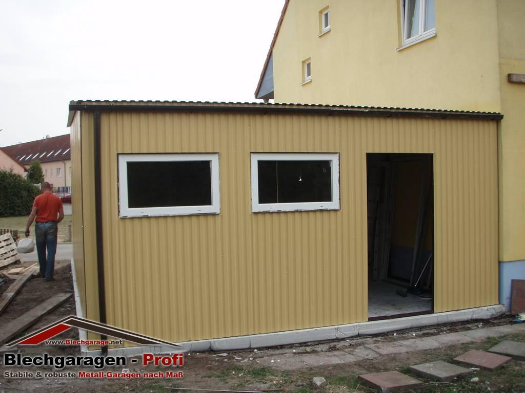 Garage box per due auto 6x5m id 190396 for Garage per 2 auto personalizzate