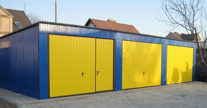 Garage box per due auto 7x7 m id 190403 for Garage per auto modulari 3