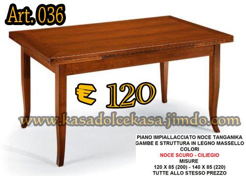 Tavoli in legno massello arte povera ID 190760 - dbAnnunci.it
