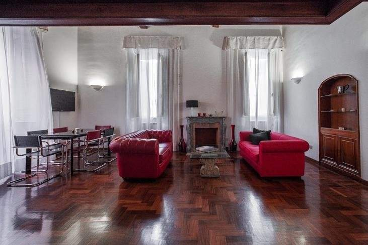 Appartamento in affitto roma piazza di id 192992 for Appartamento design roma