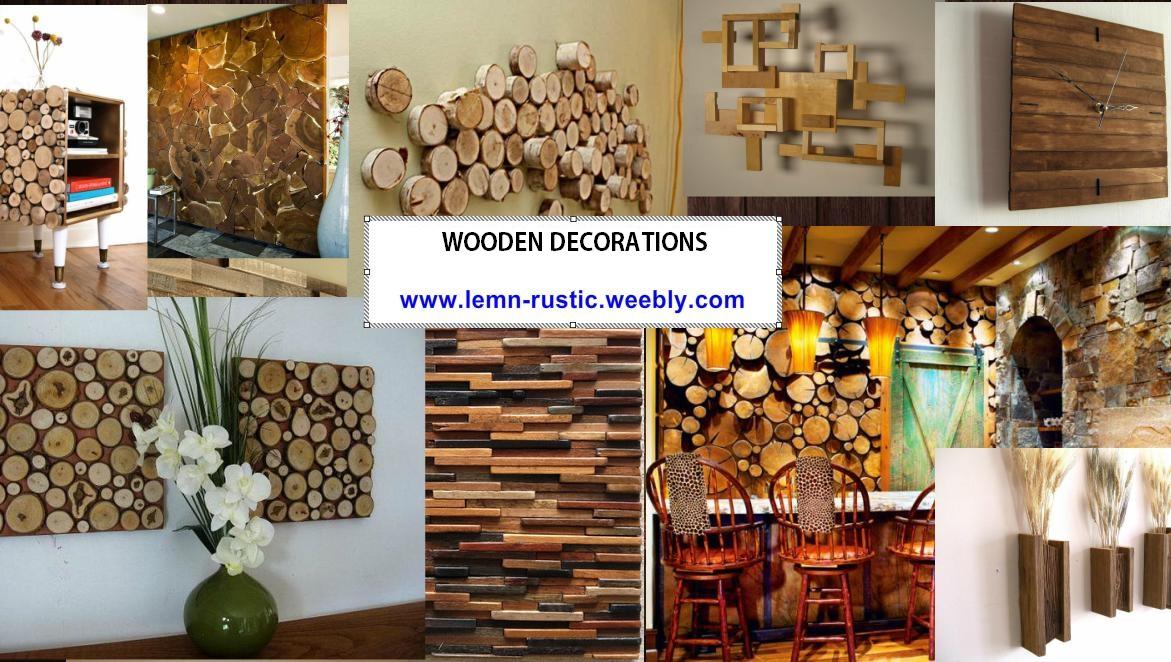 Decorazioni in legno mobili in legno id 197156 - Decorazioni in legno ...