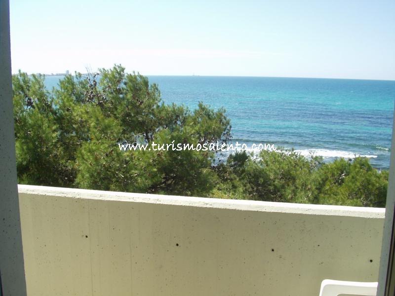 Trilocale vista mare gallipoli rivabella id 201697 for Piani casa sulla spiaggia con ascensore