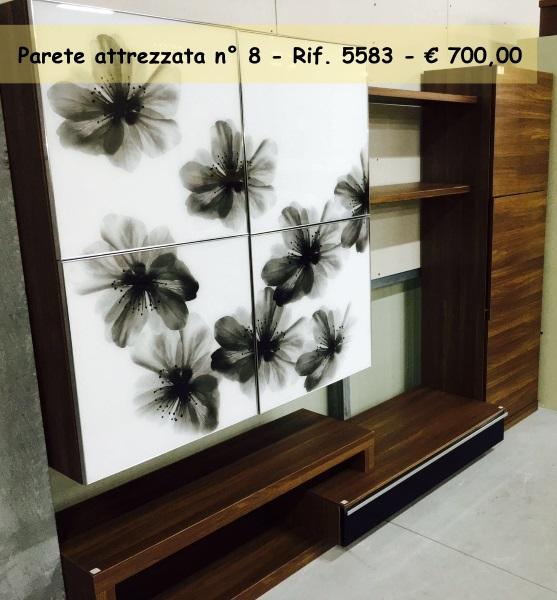 Vendo pareti attrezzate a prezzi ID 202561 - dbAnnunci.it