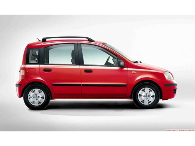 Fiat panda 1.1 benzina - 1/1