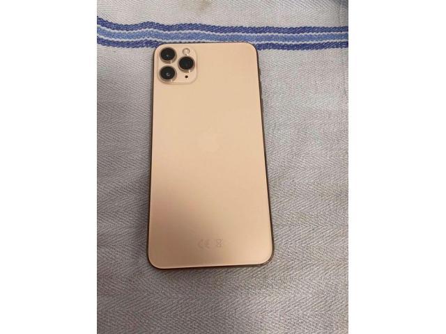 iPhone 11 pro Max Gold color con 256 GB - 2/9