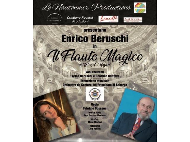 Enrico Beruschi: W.A. Mozart Il Flauto Magico - 1/10