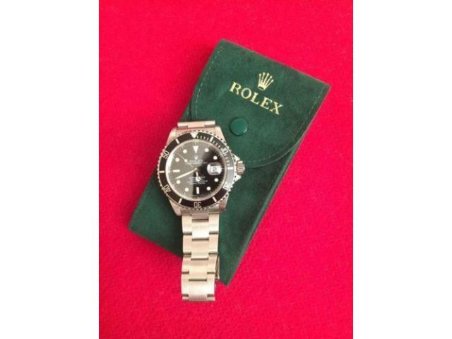 Rolex Submariner Date 16610 - 1/5