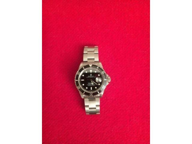 Rolex Submariner Date 16610 - 4/5