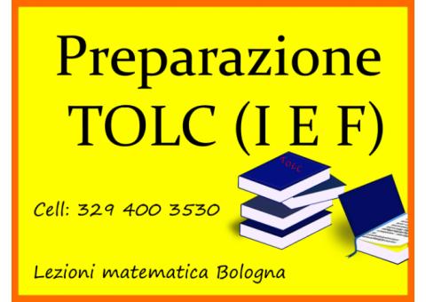 Lezioni e ripetizioni di matematica, fisica, informatica, Maturita', Tolc