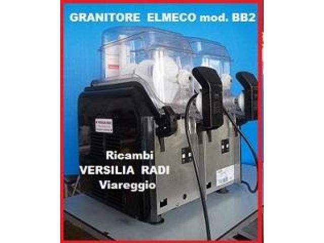 Motoriduttore per granitore Elmeco - 3/4