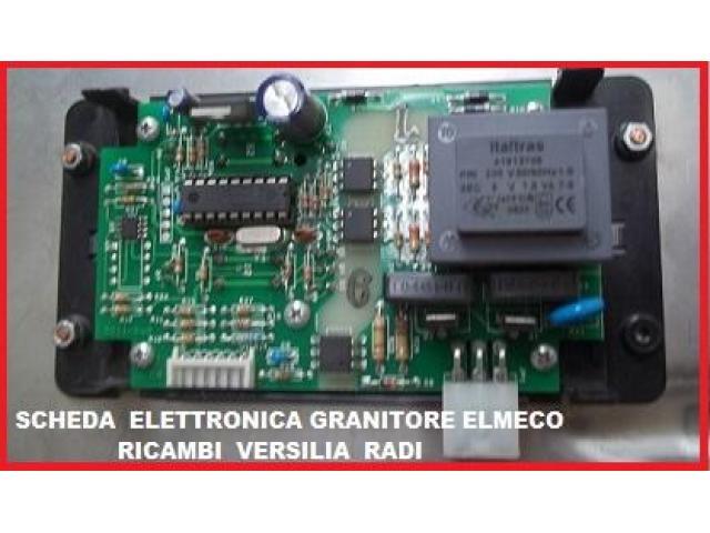 Scheda elettronica per granitore Elmeco - 1/3