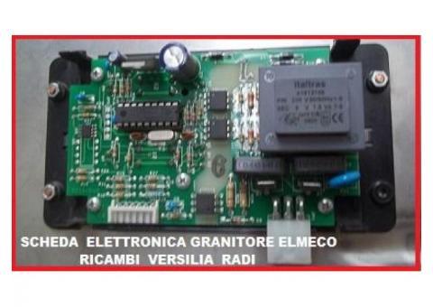 Scheda elettronica per granitore Elmeco
