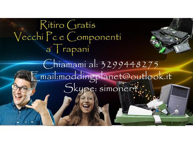 Ritiro Vecchi Pc Gratis Trapani - 1/1