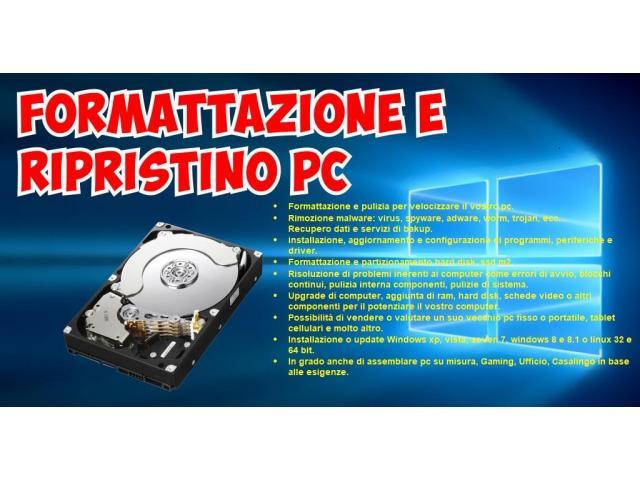 Computer Pc Fisso e Portatile - 1/5