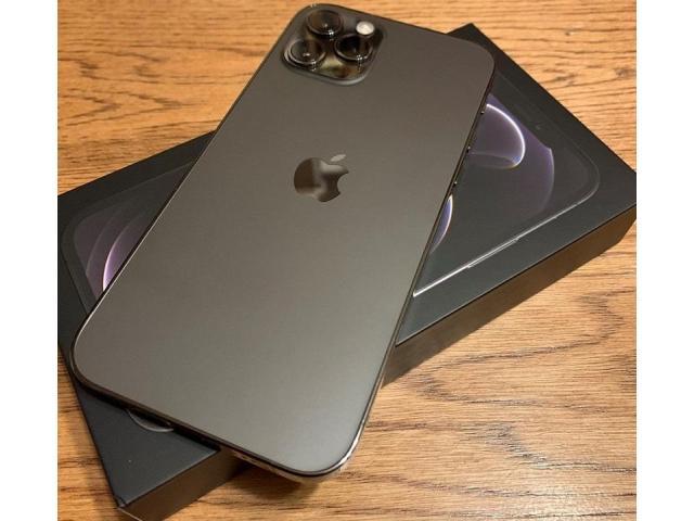Apple iPhone 12 Pro e iPhone 12 Pro Max 128GB/256GB / 512GB il prezzo parte da €600 EUR - 2/8