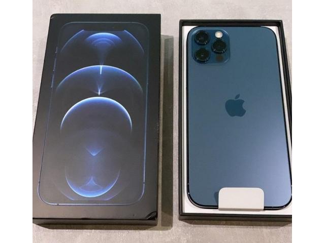Apple iPhone 12 Pro e iPhone 12 Pro Max 128GB/256GB / 512GB il prezzo parte da €600 EUR - 3/8