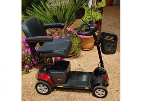 Scooter elettrico per diversamente abili
