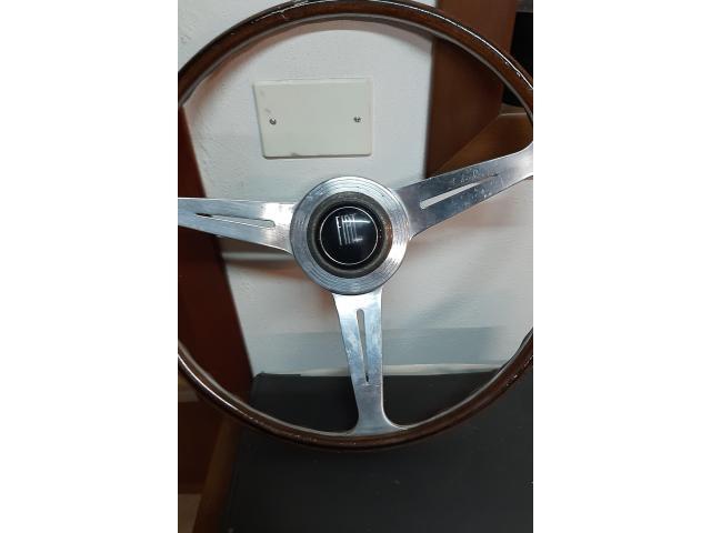 Volante Nardi originale dell'epoca per Fiat 2300/S - 1/1
