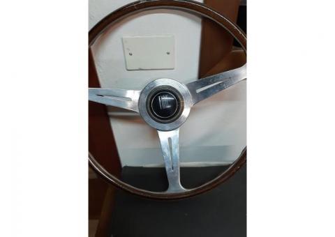 Volante Nardi originale dell'epoca per Fiat 2300/S