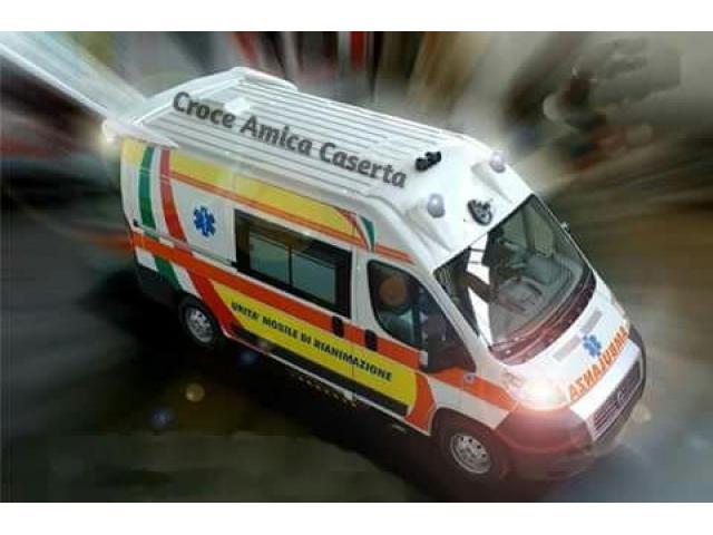 Servizio Ambulanze Caserta CROCE AMICA - 1/2