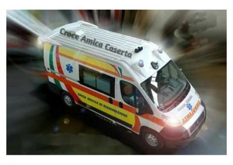 Servizio Ambulanze Caserta CROCE AMICA