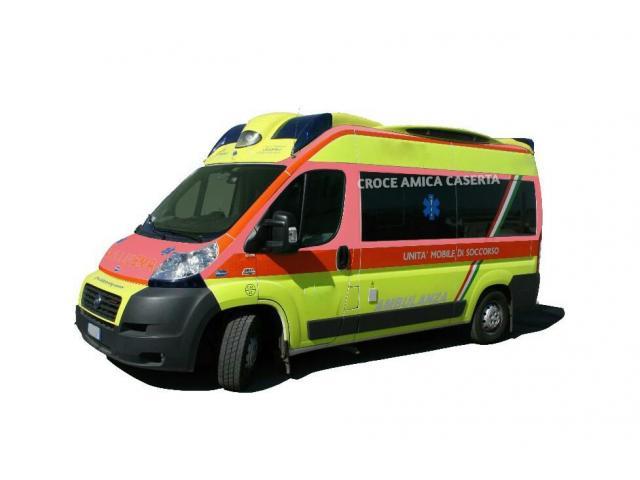 Ambulanza Privata Caserta - CROCE AMICA - 2/4