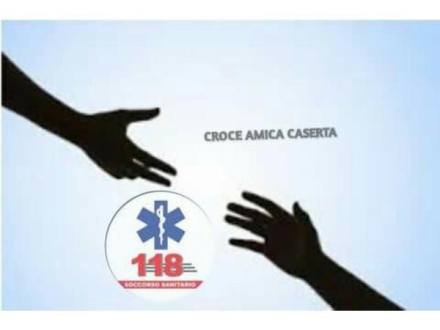 Ambulanza Privata Caserta - CROCE AMICA - 3/4