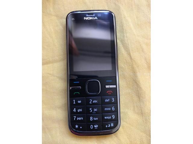 Nokia C5 -00 - 5MP - 2/5