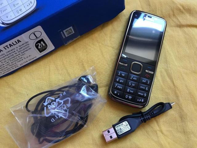 Nokia C5 -00 - 5MP - 3/5