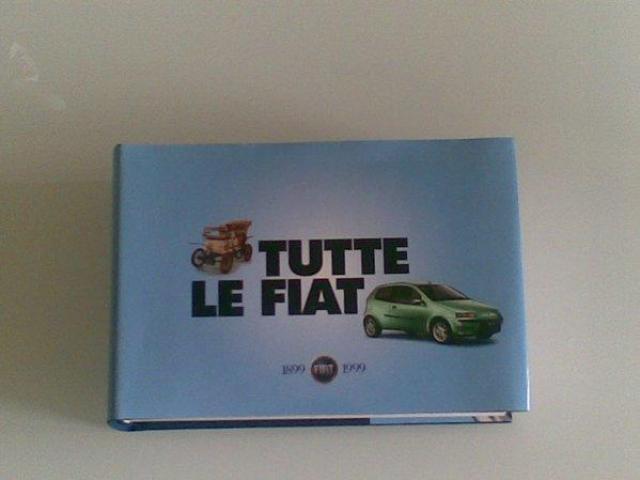 Cofanetto FIAT tutte le auto dal 1899 al 1999 - 1/7
