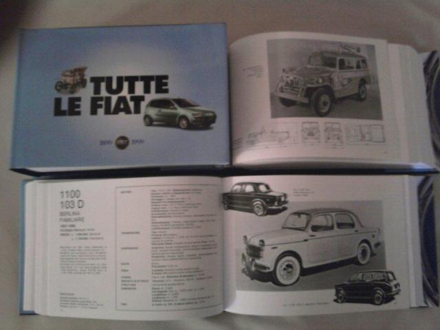 Cofanetto FIAT tutte le auto dal 1899 al 1999 - 7/7