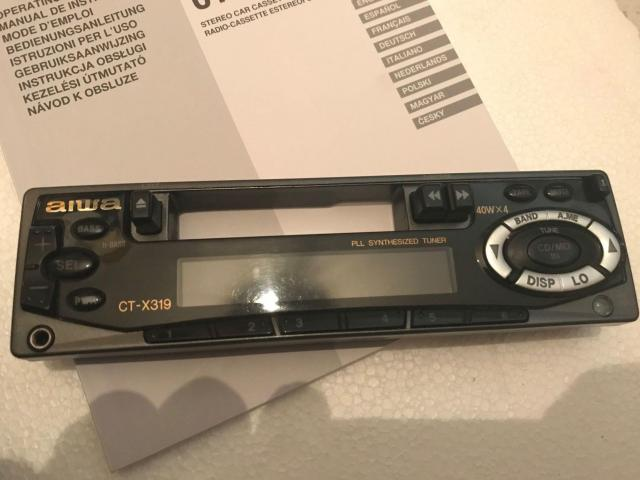 Stereo auto Aiwa - 4/4