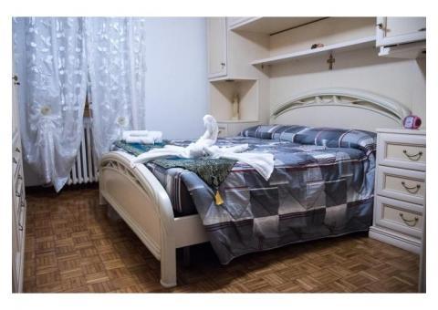 Appartamento in affitto breve IEO Milano + servizio navetta