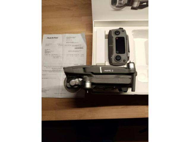 DJI Mavic 2 Pro con telecamera con sensore Video HDR 4K a 10 bit - 1/3